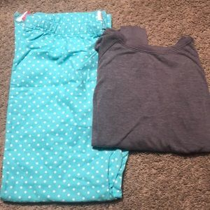 Xhilaration Pajama Set